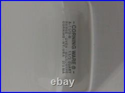 Corning Spice of Life 1.5qt Vintage Casserole Dish A-1.5-B With Pyrex Lid A-7