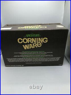 Corning Ware 1984 Vintage SPICE O LIFE 6 piece starter set NIB (CT)