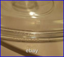 Corning Ware Pyrex 1960's La Marjolaine Spice Of Life VTG With Plastic Lid