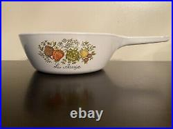 Corning Ware Vintage Cookware