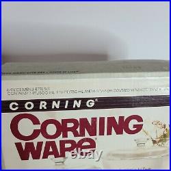 NOS Corning Ware Spice Of Life Le Persil 6 Piece Menu-ette Set P-100-8 NEW Vtg