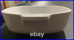 RARE Beautiful Vintage Blue Corn Flower Corning Ware 1 QT Baking dish P-1-B USA
