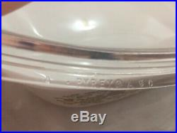 RARE UNUSED Vintage Corning Ware 1960-1970 2Qt La Marjolaine Spice Of Life W Lid