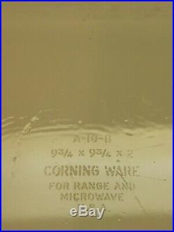 RARE Vintage Corning Ware 1960 1970 1 Qt Le Rumarin