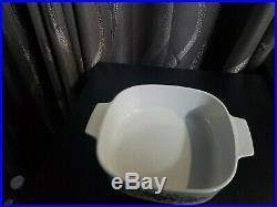 RARE Vintage Corningware Spice of Life La Marjolaine 2 qt dish with Pyrex lid