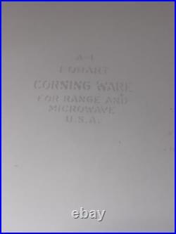 Rare STAMP Vintage Corning Ware L'Echalote A 1 B Spice Of Life Range Stamp