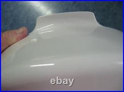 Rare VINTAGE CORNING WARE BLUE CORNFLOWER 5 LITER CASSEROLE DISH WITH GLASS LID