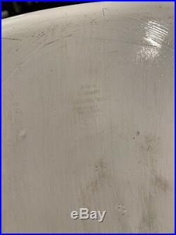 Rare VINTAGE CORNING WARE BLUE CORNFLOWER 5 QUART CASSEROLE DISH WITH GLASS LID