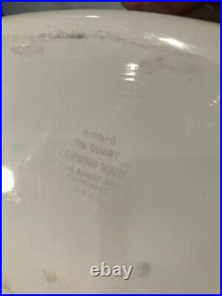 Rare Vintage Le Persil La Sauge A-1 1/2 -B 1 1/2 Qt Corning Ware Casserole withLid
