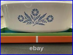 Rare vintage corning ware