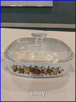 VINTAGE CORNING WARE CHRISTMAS SPECIAL $3999.99 Spice of Life