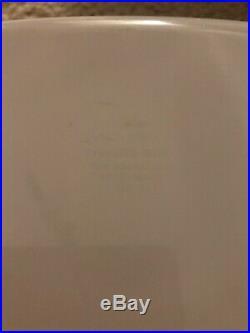 VINTAGE CORNING WARE SPICE OF LIFE La ROMARIN CASSEROLE DISH A-10-B