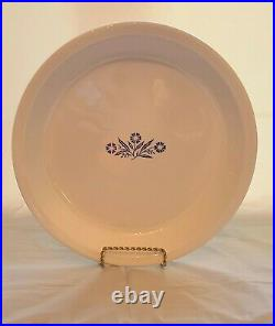 Vintage Antique A Very Rare Find! Corningware Blue Cornflower Set (17 Pieces)