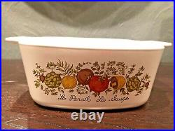 Vintage Collectible Corning Ware Spice of Life A-11/2-B Le Persil La Sauge