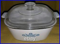 Vintage Corning Ware 4 pt made in Australia