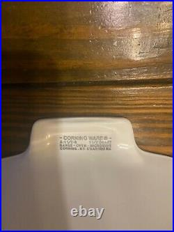 Vintage Corning Ware A 2 B & A 1-1/2 B Spice of Life La Marjolaine ships fast