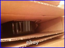 Vintage Corning Ware Classic Black 5 Piece Set 6013314 1990