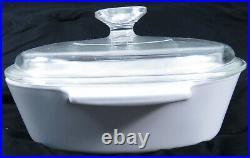Vintage Corning Ware La Marjolaine Spice Of Life 2 Quart Casserole Dish A9C Lid