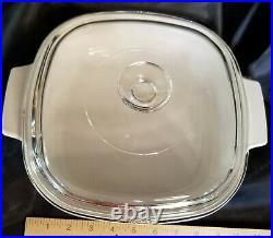 Vintage Corning Ware La Marjolaine Spice Of Life 2 Quart Casserole WithLid A-9-C