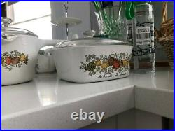 Vintage Corning Ware Le Rumarin Made in Australia