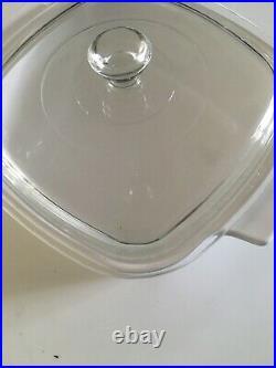 Vintage Corningware Spice of LifeLe Persil La Sauge, A 1 1/2B -1 1/2 qt, B-20 lid