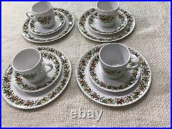 Vintage corning ware centura Spice Of Life 12 piece dish set