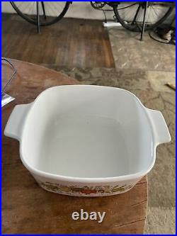 Vintage corning ware spice of life Le Persil La Sauge A-1 1/2 B