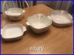 Vintage corningware dish