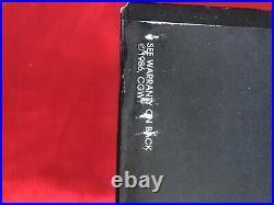 Vtg 1986 Nos Corning Visions Amber V-10 Rangetop Cookware 10 Cover Skillet
